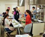 AGEレス料理教室の二回目